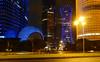 The lights of Doha (hansbirger) Tags: quatar doha year2017