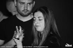 2017 Bosuil-Het publiek bij The Bluesbones en Dan Patlansky 8-ZW