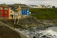 Lahinch 17 (Krasivaya Liza) Tags: lahinch county clare countyclare ireland irish countryside village town colorful history historical buildings