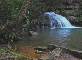 Bluehole Falls