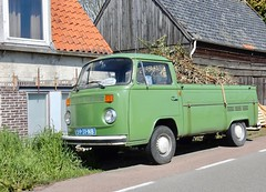 59-31-NB (azu250) Tags: volkswagen t2 pick up bus