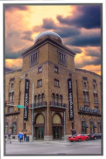 Chicago Il ~ Bloomingdales Home and Furniture Store ~ AKA ~ Medinah Temple  ~ Shriners