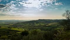 Tuscany landscape (ced.rateau78) Tags: x100 x100s toscane montichiello italy paysage landscape tuscany