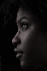Beauty is in the eyes (Dana Brady -Thank you for 1 million views) Tags: profileshots profile halfprofile portrait haiti sparkle smile