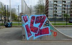 Graffiti Delft (oerendhard1) Tags: graffiti streetart urban art delft middenberm ilz