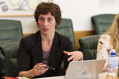 Clara Nobbe, Convention on Migratory Species (CMS) (FAO Forestry) Tags: cpw collaborative partnership sustainable wildlife management unfao forestry people