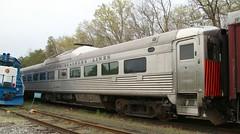 PRSL BUdd car 410 (kitmasterbloke) Tags: tuckahoe nj usa jersey railroad tourist iutdoor transport diesel locomotive train