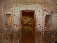 a Cerveteri (robra shotography []O]) Tags: lazio italy archaeology preroman necropoli etruscan archeologia cerveteri unesco tomba tomb etruschi europe