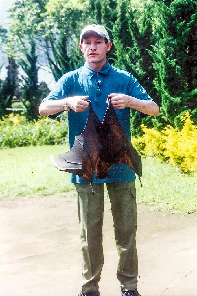 Robert Haughie Bali Indonesia 2004
