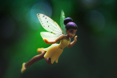 enchanted forest (gian_tg) Tags: fairy fairytales tinytoy tinkerbell fantasy imagination magical ps member'schoiceintothewoods macromondays 7dwf