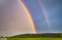 Rainbow (Washington State Department of Agriculture) Tags: scenic farm rainbow spring