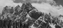 Cadini di Misurina - another viewpoint (Bernhard_Thum) Tags: bernhardthum thum dolomiti dolomiten dolomities aposonnar2135 sonnar1352zf nikon d800e nature zf zf2 alps blackandwhite carlzeiss cadinidimisurina capturenature elitephotography landscapesdreams