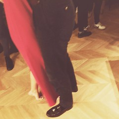Bailando                                                            #amigos #couple #love #bailando #rome #vintagephoto #amazingshot #shot #cuddles #reddress #boy #girl #lovely (torellifederica) Tags: amigos couple love bailando rome vintagephoto amazingshot shot cuddles reddress boy girl lovely