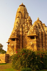 Khajuraho Temple (Debbie Sabadash) Tags: khajuraho madhya pradesh india