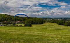 JQ7A7034_LR_EF_170514_1965fsa (1965f.rank) Tags: paragliding gleitschirmfliegen wind sonne frank advance alpha6 nonrod groundhandling odenwald deutschland hessen