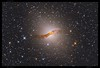 A peculiar galaxy in Centaurus ( Centaurus A - NGC 5128 ) by Mike O'Day ( 500px.com/MikeODay ) (Mike O'Day) Tags: galaxy centaurus centaurusa ngc 5128 constellation peculiar nikon d5300 orionoptics ct 12 ct12 astro photography astronomy southern mike oday mikeoday astrometrydotnet:id=nova2071094 astrometrydotnet:status=solved