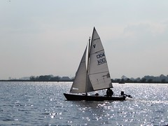 Freedom at Grote Gaastmeer (Alta alatis patent) Tags: v vrijheid sailing gaastmeer
