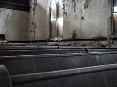 Come In Sit Down & Pray (Brian Rome Photography) Tags: urbex urbanexploration beauty old church pray beautiful abandoned ohotograph indoor ruin crusty derelict buffalo usa america newyorkstate discovery travel crossborder decadence pues rejoice