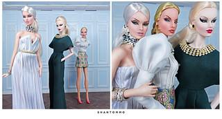 Fashion Royalty Perrin sisters