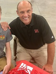 Mike Riley (CoachesAndDaddies) Tags: coach mike riley bulge