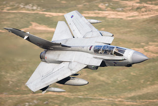 Panavia Tornado GR4 ZG779/136 'VOODOO 21' RAF Marham