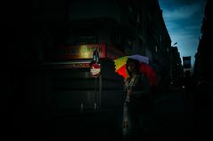 izmr noire (anilaydn) Tags: izmir fuji turkey karşıyaka street popular girl color vsco x100s x100 fujifilm