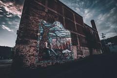 Mural in Wheeling,WV (Explore) Thank You!! (Jfoose03) Tags: wheelingwv mural moody