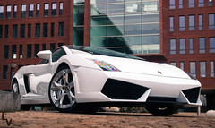 Lamborghini Gallardo LP560-4 (LV Automotive Photography) Tags: lamborghini gallardo lp560 lp5604 supercar super car exotic prague business building