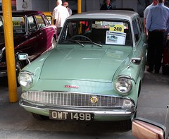 OWT 149B (1) (Nivek.Old.Gold) Tags: 1964 ford anglia deluxe estate 1200cc 105e aca