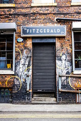 The Fitzgerald. (Snipsnapper. May i thank anyone who takes the time) Tags: thefitzgerald urban urbanart street city manchester northernquarter n4 nq art bar club trendy