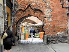 25 giu 2017 - Riga (17) (Thelonelyscout) Tags: riga lettonia latvia blackheads three brothers