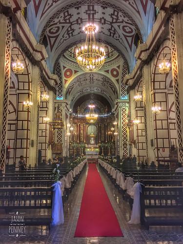 Monastery de San Francisco, de Lima