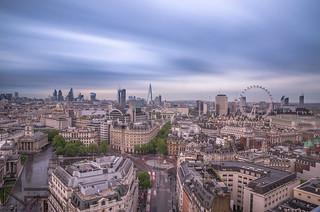 London Sky - 27.04.2017