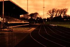 The  Track (Clive Varley) Tags: blackpool gimp2814partha nikcolorefexpro nikond90