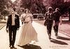 temptation (Lyutik966) Tags: wedding scene groom bride man woman people park street square moscow artofimages