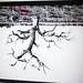 Oak Tree Red Bluff 1 - Albert Oehlen