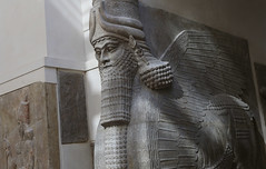 20170506_louvre_khorsabad_assyrian_889g9 (isogood) Tags: khorsabad dursarrukin assyrian lamassu paris louvre mesopotamia sculpture nineveh iraq sarrukin