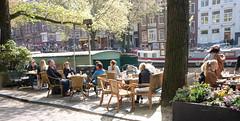 DSCF2289.jpg (amsfrank) Tags: candid amsterdam rivierenbuurt prinsengracht marcella cafe bar marcellas terras sun people tourists