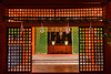 Miyajima island, Hiroshima, Japan (David Ducoin) Tags: asia boudhism chugoku door graphic hiroshima island japan miyajima religion shinto shrine temple window jp