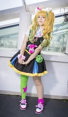 _MG_5901 (Mauro Petrolati) Tags: nico niiyama romics 2017 cosplay cosplayer kiznaiver gumiku