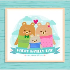 free vector Happy Family day Cute Teddy bears Background (cgvector) Tags: 2017 2017mother 2017newmother 2017vectorsofmother abstract anniversary art background banner bears beautiful blossom bow card care celebration concepts curve cute day decoration decorative design event family female festive flower fun gift graphic greeting happiness happy happymom happymother happymothersday2017 heart holiday illustration latestnewmother lettering loop love lovelymom maaday mom momday momdaynew mother mothers mum mummy ornament parent pattern pink present ribbon satin spring symbol teddy text typography vector wallpaper wallpapermother