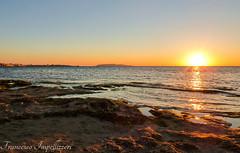 The Whispers of the Sea (Francesco Impellizzeri) Tags: trapani sicilia sunset