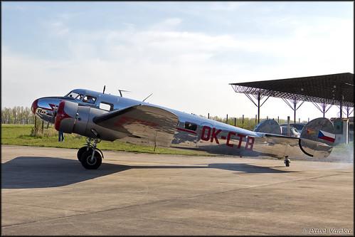 Lockheed L-10A Electra