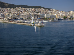 ship from Kavala to ... (Dimitris Karamanidis) Tags: macedoniagreece makedonia timeless macedonian macédoine mazedonien μακεδονια
