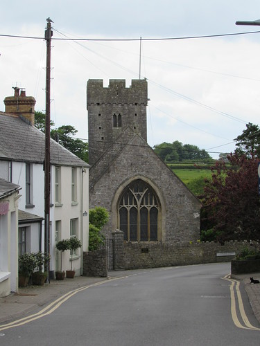 Llantwit Major: Church of St Illtyd (South Glamorgan)