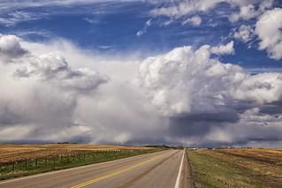 Prairie Sky May 13