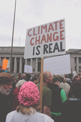 climate change is real (FADICH PHOTOGRAPHY) Tags: science march themarchforscience 2017 april earthday earth day lisaparshley activism protest olympia washington environmentalism gogreen clean energy vote womenofscience climatechange climate change global warming poverty war drought resourcescarcity