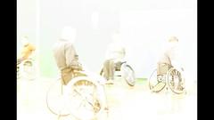 Shepparton's Wheel chair basketball. (Michael Desimone) Tags: michael desimone tony trevor morris wheel chair basket ball shepparton australia assosciation fun speed fast heart faint men woman long filmora canon d7 sigma