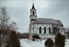 Минск, Беларусь, Костел Святого Роха (zzuka) Tags: минск беларусь minsk belarus