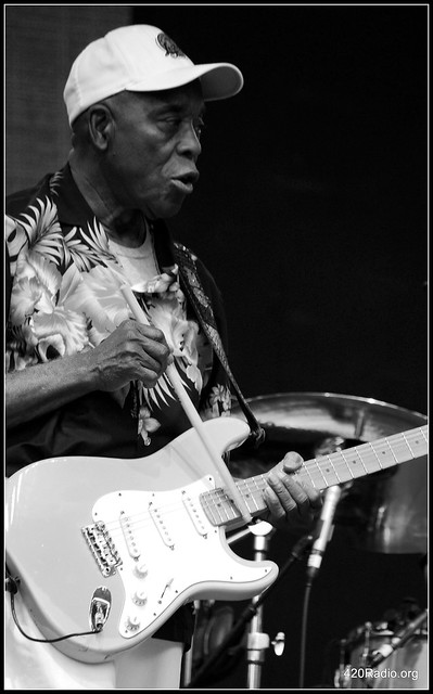 Buddy Guy - Waterfront Bluesfest - Portland, OR - 07/05/15